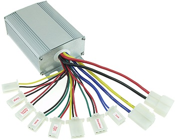 24 Volt Electric    Scooter    Speed    Controllers