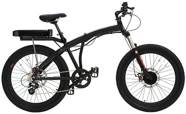 G-Bike Stealth Electric Bike