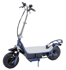 The Zooma Electric Scooter