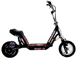 Mongoose Rocket FS Electric Scooter