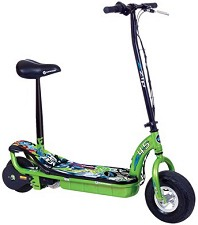 eZip 4.5 Green Scooter
