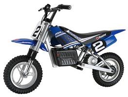 Razor Electric Bike Dirt Rocket Motorcross Kids Scooter Motorcycle ...