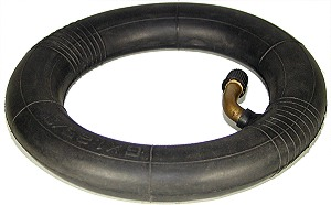 Inner Tube 6 x 1 1//4 with a Bent Valve