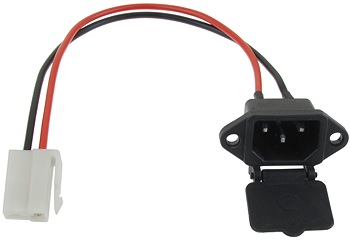 Plug Charging Port Replacement Supply Scooter Battery Connecting Cable