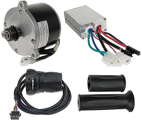 KIT CT500 lg currie scoot e electric scooter parts electricscooterparts com