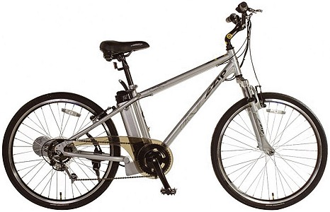 IZIP Skyline Men's Electric Bicycle Parts