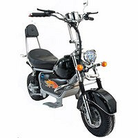 Mini Harley 43cc Scooter Wiring Diagram