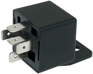 Power Relays for Electric Scooters, Mopeds, Bicycle, Pocket