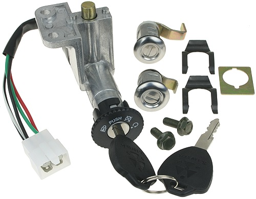 3-wires Electric Twist Throttle for Baja Be500 Electric Scooter