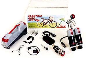 Bikit Electric Bike System Conversion Kit Parts