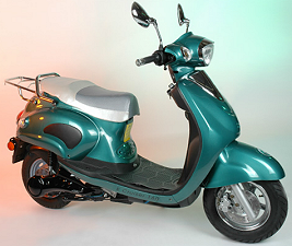 Greenemotor E Cruiser 160 Electric Scooter Parts