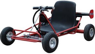 MotoTec Solar Electric Go Kart Parts - ElectricScooterParts com