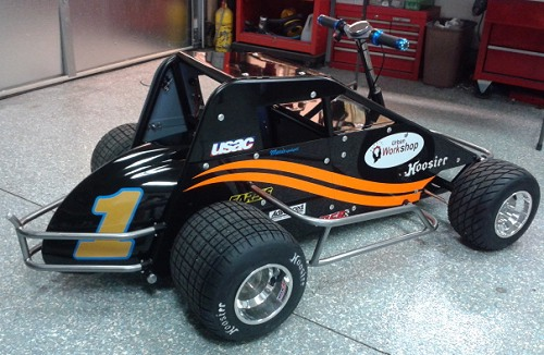 Custom Built Mini Racer Electric Go Kart Project The Kit You Put Together For My Worked Perfectly Right Out Box