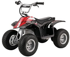 Razor Dirt Quad Electric 4-Wheel All-Terrain Vehicle Parts