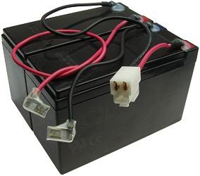 razor quad bike battery replacement instructions