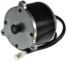 36 Volt Electric Scooter and Bicycle Motors