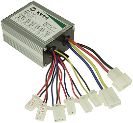 24 volt electric scooter speed controllers Wiring Diagram for 12 24 Volt Trolling Motor