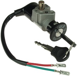 Electric Scooter Key Switches