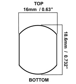 mounting hole dimensions: click to view