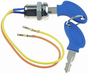 Electric Scooter Key Switches - ElectricScooterParts com