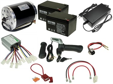 Electric Scooter Power Kits - ElectricScooterParts com