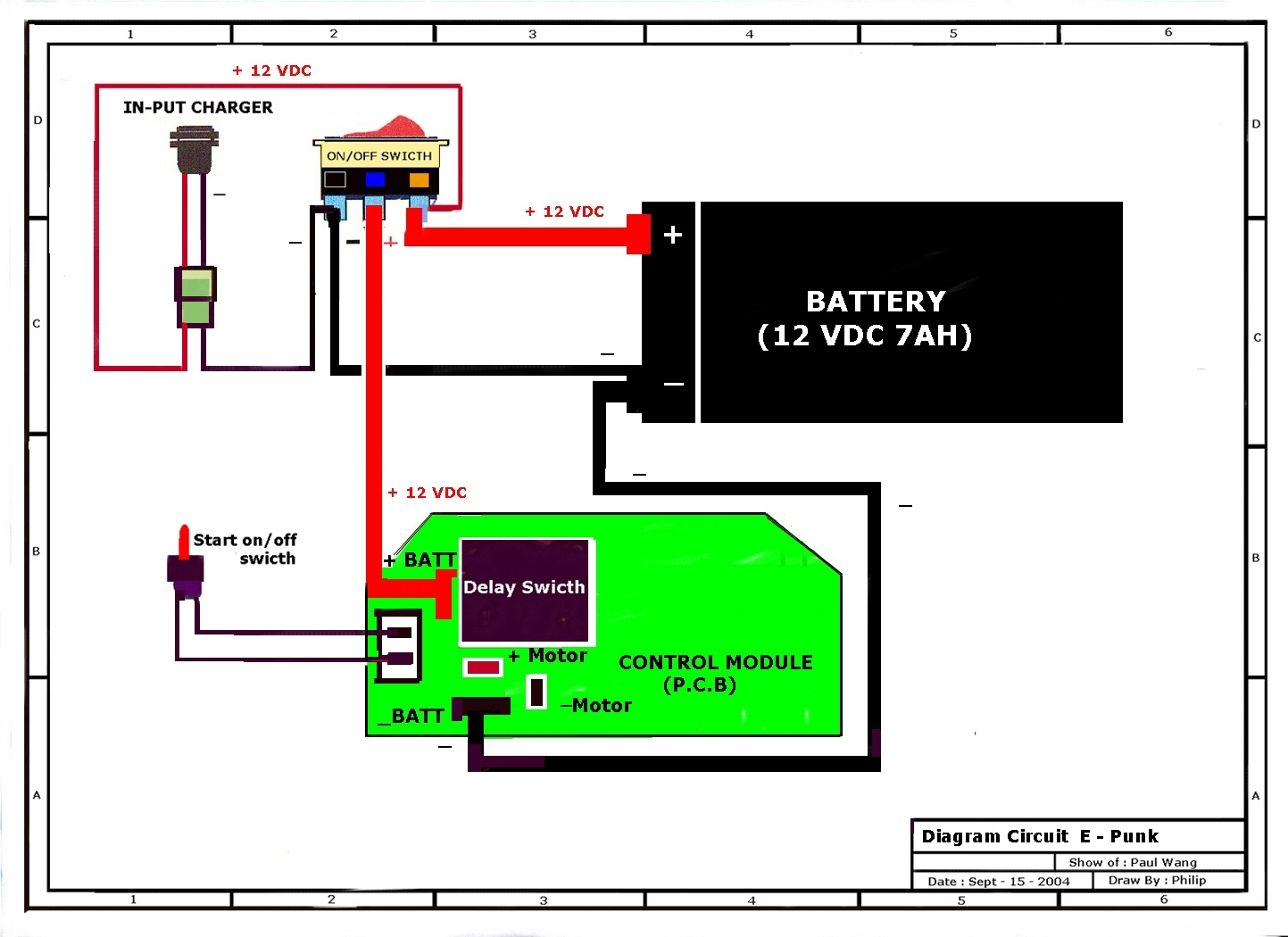 Wiring 3 Phase Electric Motor Bike - Wiring Diagram For Light Switch •